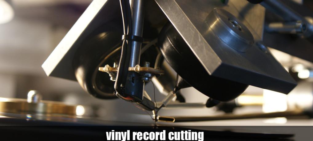 Mastering for vinyl records pressing