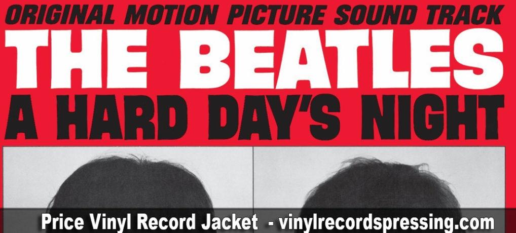 Price Vinyl Record Jacket from vinylrecordspressing.com
