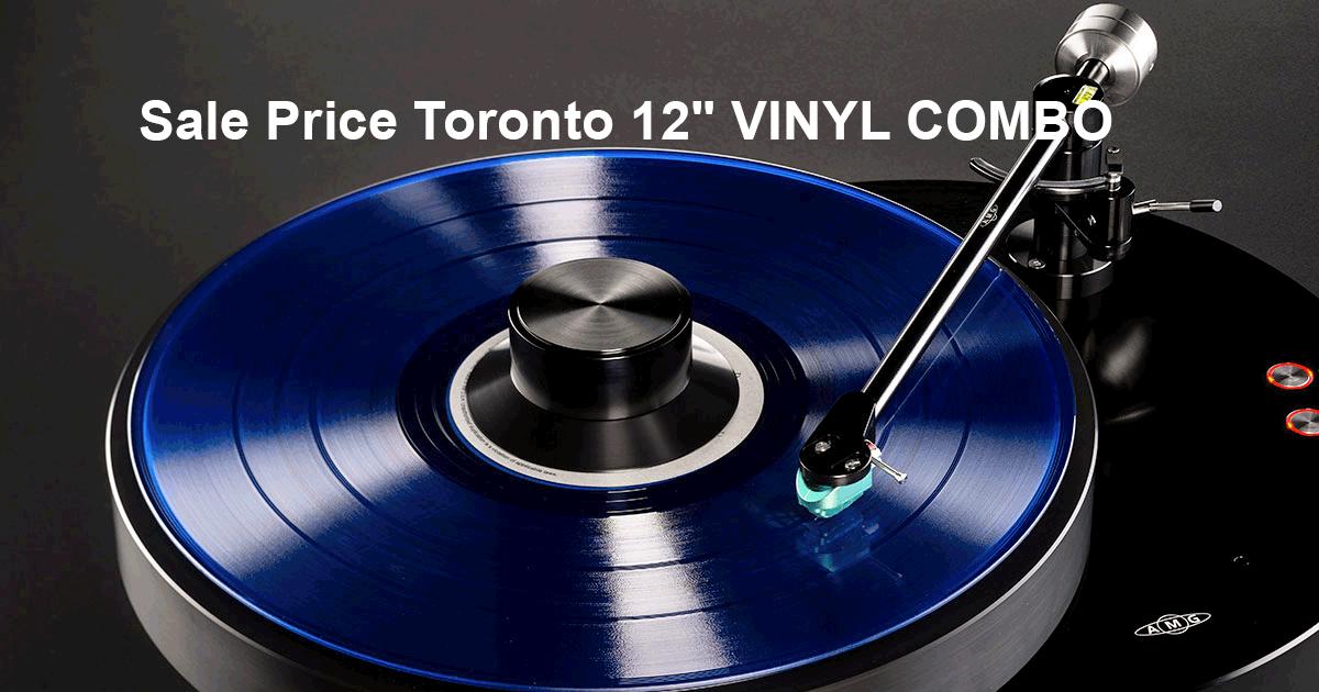 Sale Price Toronto 12 Quot Vinyl Combo