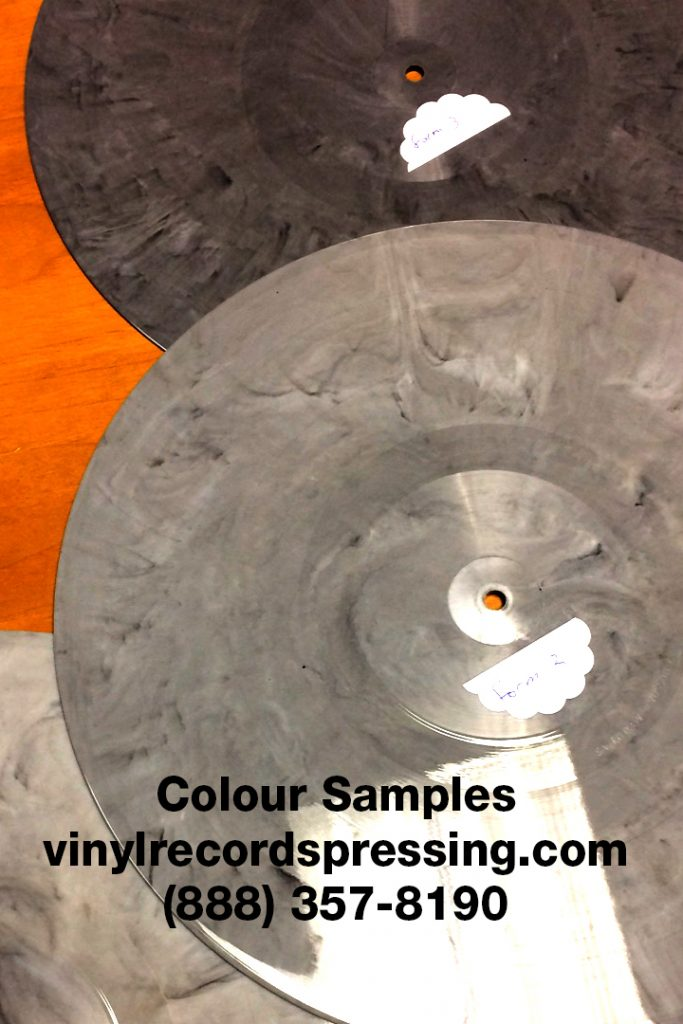 colour samples records
